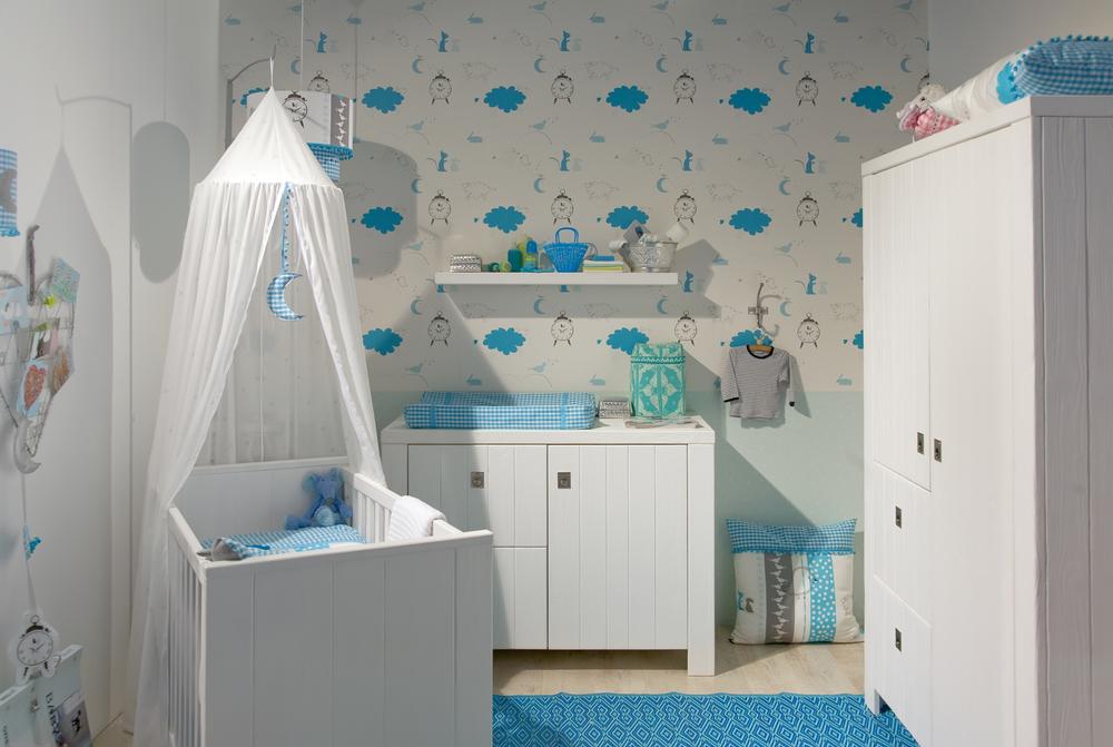 外国風の子供部屋を作るポイント
