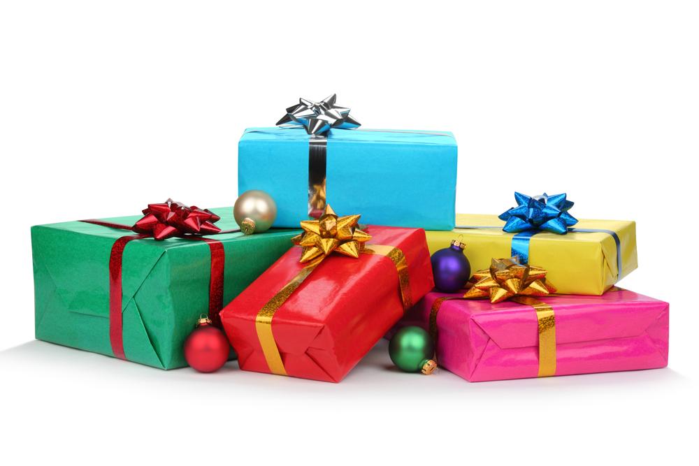 クリスマスプレゼントは1個だけではない?!