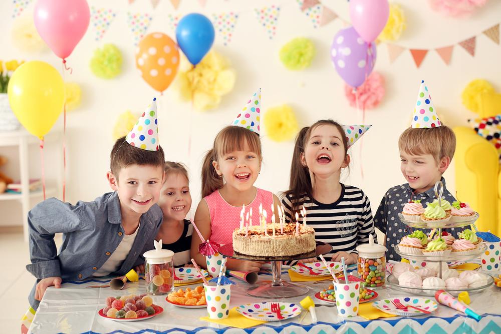 コツをおさえれば簡単!外国の子供が楽しむようなパーティーをお家でも!
