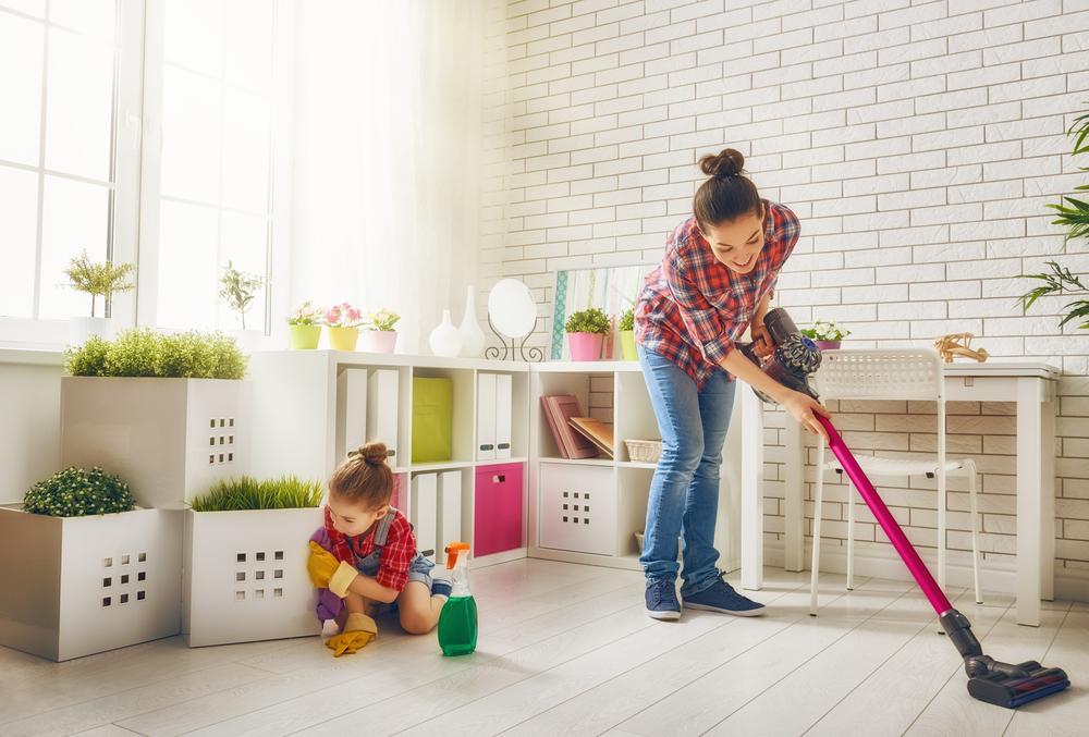 子育て中の家事を上手にこなすには動線と段取りが大切!