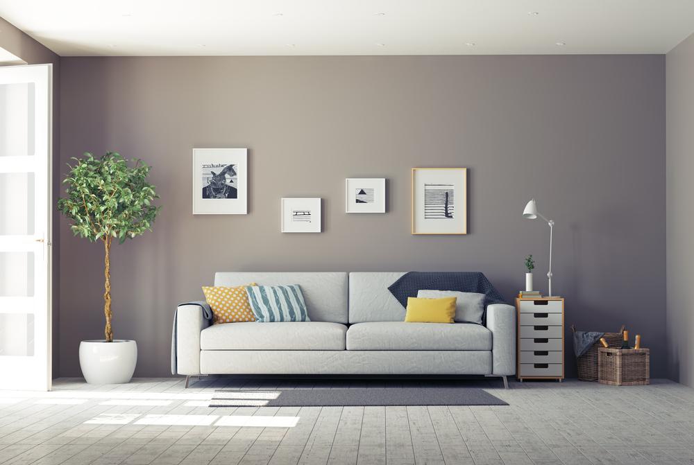 家具や物の配置はまっすぐ歩けるかで考える