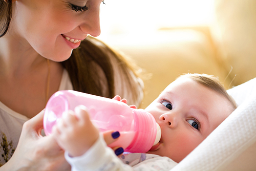 赤ちゃんの生活リズムを整える工夫