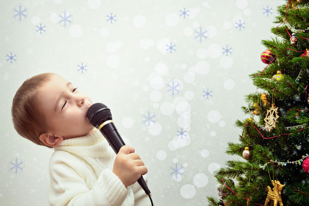 子供と一緒に英語で歌うキッズ向けクリスマスソング6選
