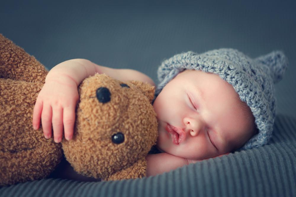 赤ちゃんの生活リズムはいつ頃身に付くの?
