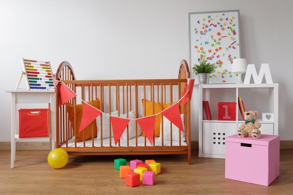 赤ちゃんの安全を守るお部屋作りに必要なこととは?
