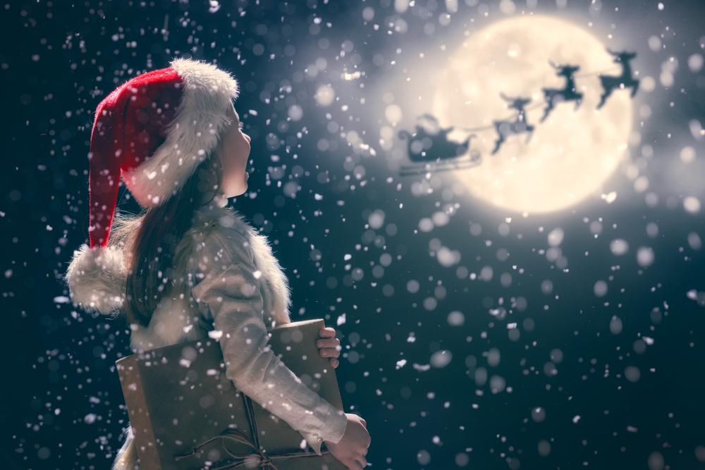 クリスマスの子供英語学習に。サンタクロースにクリスマスメッセージを書いて送ろう!