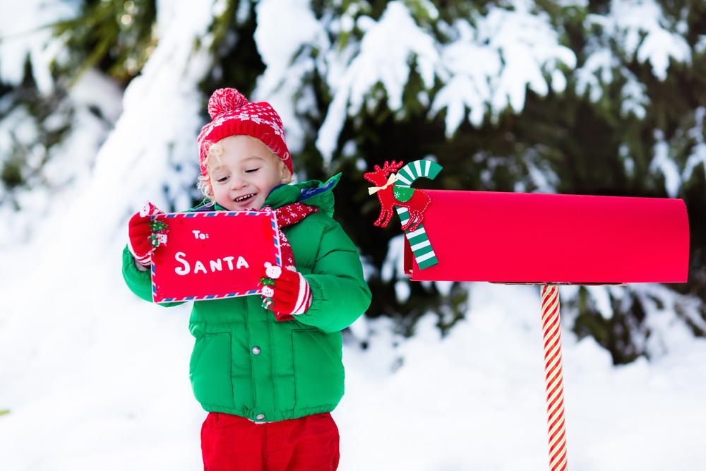 フィンランドにいるサンタクロースに手紙を送ろう!