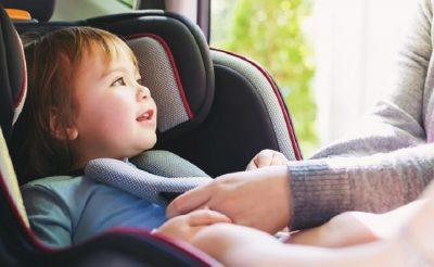 子育てにピッタリの車内の環境づくり!車での移動時間は英語学習のチャンス