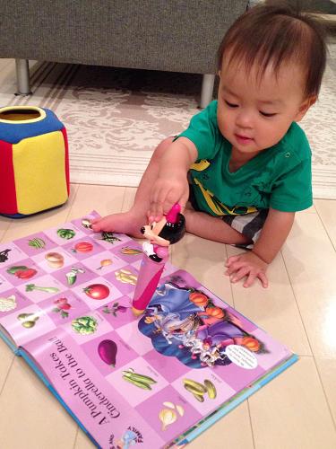操作性のある教材だと子供が自主的に英語学習に取り組める!