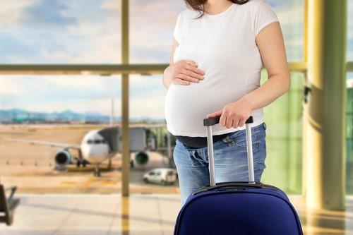マタニティのママの搭乗条件