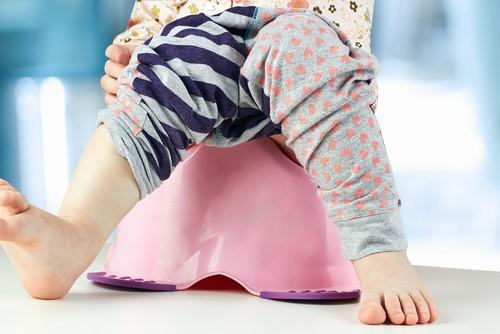 子供のトイレトレーニング、いつから始める?