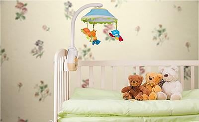 赤ちゃんがお昼寝する理想の時間や夜に寝つきやすくなるコツ
