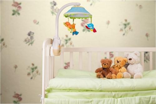 赤ちゃん・乳児のお昼寝、回数や時間は?お昼寝に誘う方法も紹介
