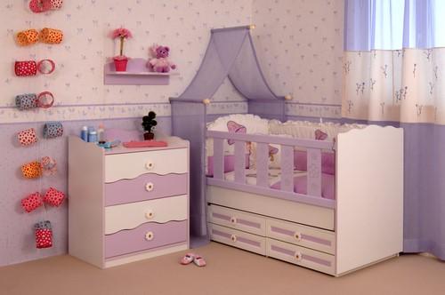 「赤ちゃん専用の部屋を用意した」