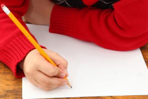 アルファベットを書く練習に!