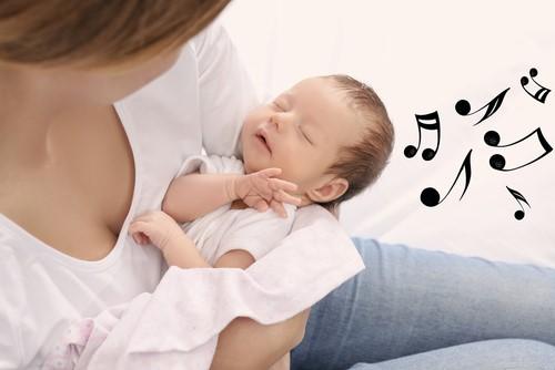 CDを使って赤ちゃんの英語学習をしよう!