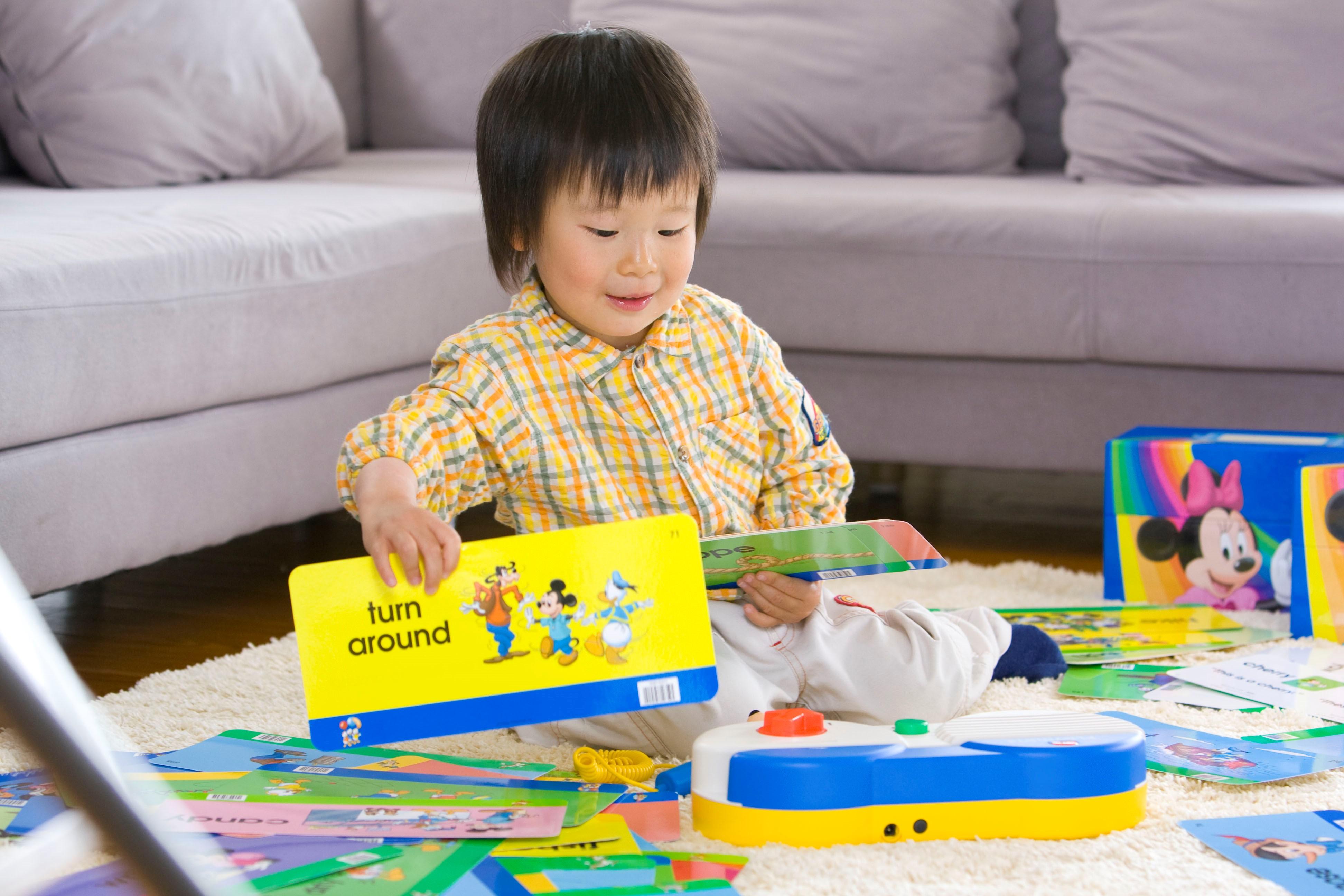 子供の英語学習は「楽しい」が基本!