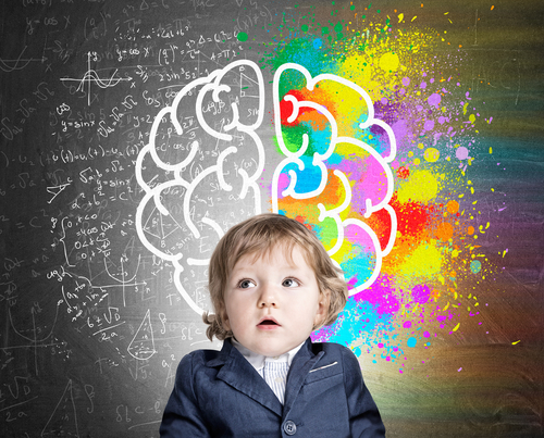 脳が発達する乳幼児期は最高のタイミング