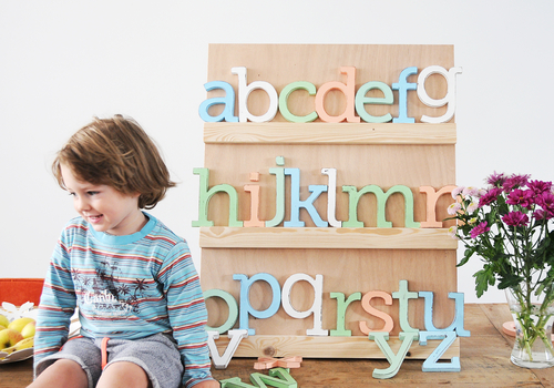 アルファベットは大文字と小文字を合わせて52文字もある