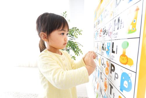 子供の英語学習効果が高いアルファベット・ポスターの特徴とは?!