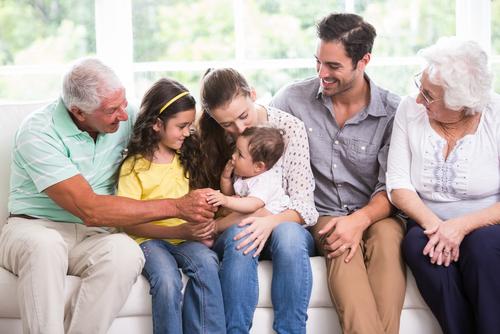 習慣にしたい家庭での英語の語りかけ