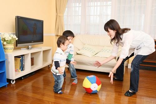 自宅で親子一緒に英語に触れてみよう!
