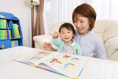 親子一緒に楽しく遊びながら英語を学ぼう!