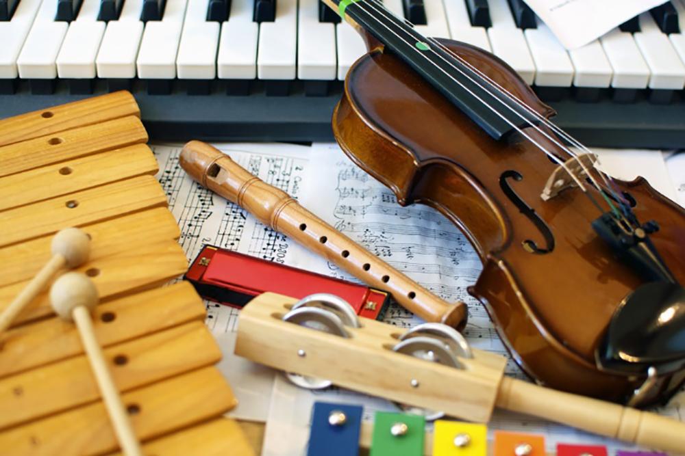 音楽が赤ちゃんにもたらす3つの効果とは?オススメの音楽をご紹介!