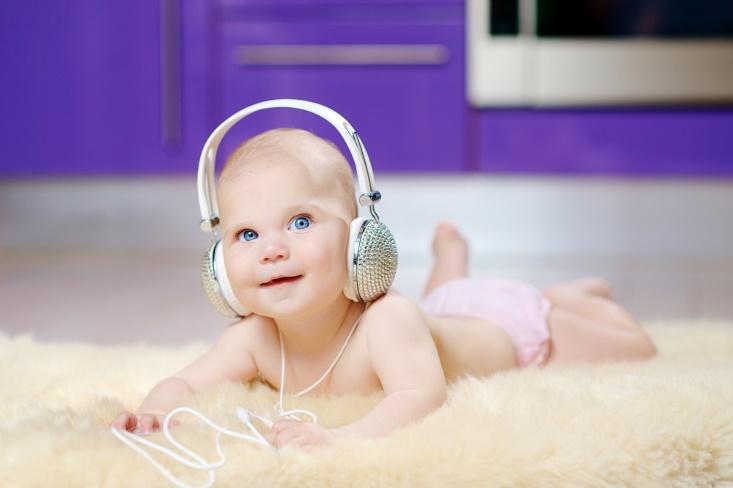 赤ちゃんにとって音楽とは