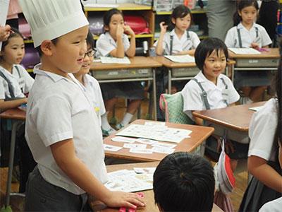 小学校でも、ゲーム性のある英語授業が取り入れられています!