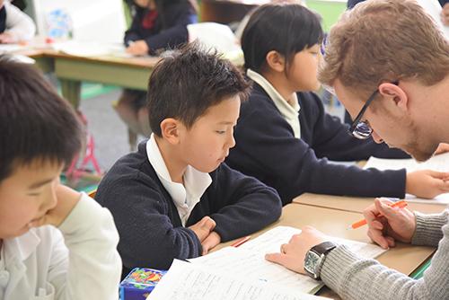英語学習よりもさらにその先まで見据えた志望が多い