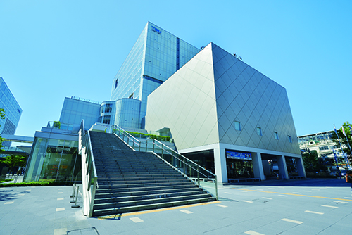東京電機大学の東京千住キャンパス