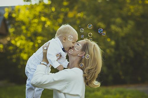 英語の手遊び歌で赤ちゃんと一緒に楽しむ時の注意点