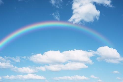 虹の色の数も国によって違う
