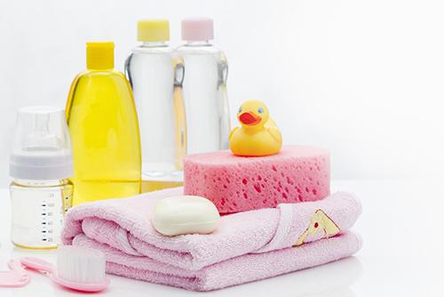 沐浴に必要なアイテム&オススメグッズ