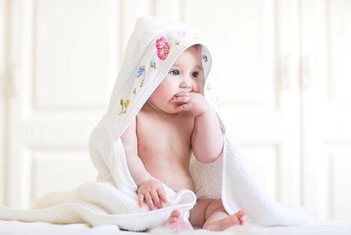 外国での赤ちゃんのお風呂の入れ方
