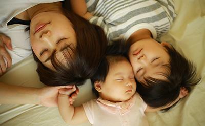 【専門家に聞く】赤ちゃんとママのための熟睡学入門!眠ってキレイになる「ママの睡眠」を考える—後編—