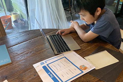 お子さんの語学教育はどのようにされていますか?