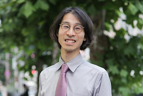 坂本聰さん