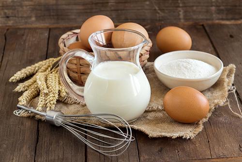 赤ちゃんの卵の摂取は適切な時期にはじめることが大切
