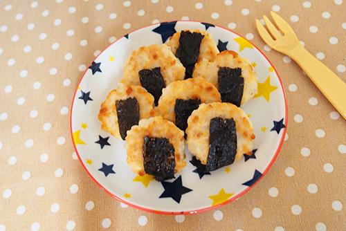 離乳食完了期(12〜18カ月頃)『チキンナゲット風の納豆おやき』