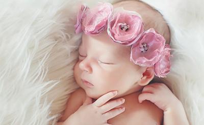 女の子の赤ちゃんの性格・特徴と育てるときの心構え