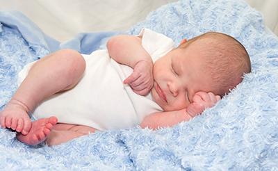 男の子の赤ちゃんの性格・特徴と育てるときの心構え