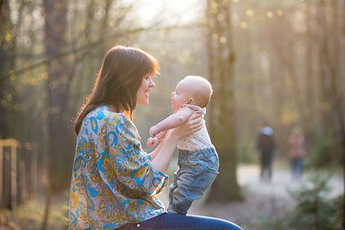 赤ちゃんの言葉の発達段階