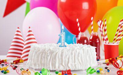 お誕生日は英語メッセージで!初めても2~3歳も英語でお祝いしよう!