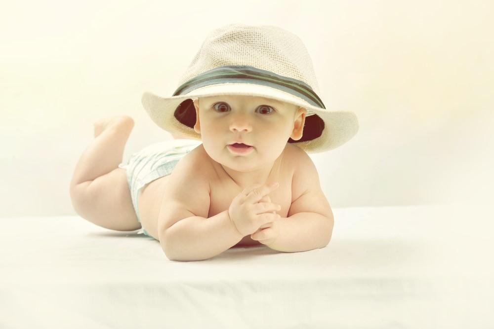 赤ちゃんの日焼け対策