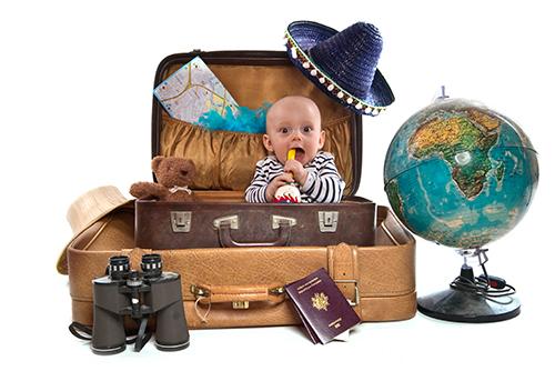 赤ちゃんのパスポート申請に必要な書類