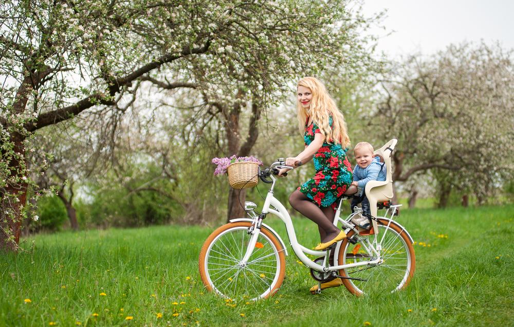 赤ちゃんはいつから自転車に乗れる?