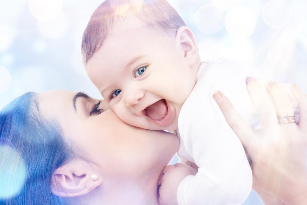 赤ちゃんはなぜ笑う?