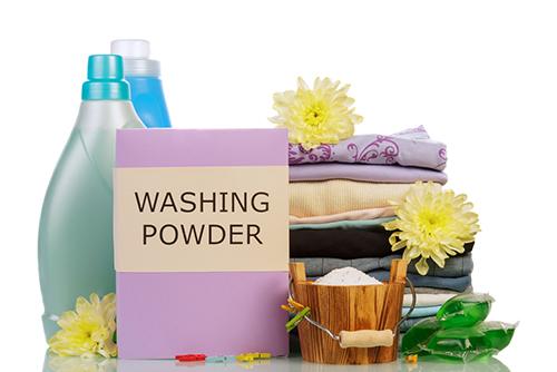赤ちゃん用の洗濯洗剤の選び方。刺激となる成分に注意しましょう